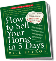 Save 35% on official book How to Sell Your Home in 5 Days