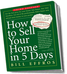 How to Sell Your Home in 5 Days  - Order Now and Save 35%