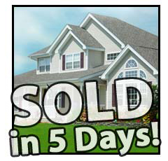 Get Your House Sold in 5 Days