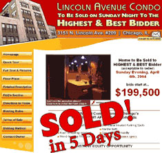 Chicago, IL - SOLD! in 5 Days