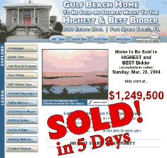 Fort Myers, FL - SOLD! in 5 Days