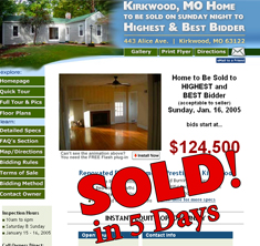 Kirkwood, MO - SOLD! in 5 Days