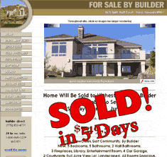 Reno, NV - SOLD! in 5 Days