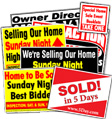 Sell House Fast Marketing Products