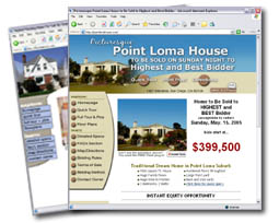 Custom 5 Day Website with Custom Printed Media Packet